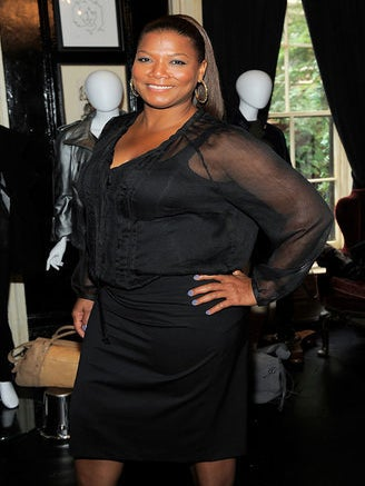Coffee Talk: Queen Latifah is 'Serious' About Adopting Kids