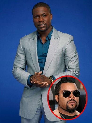 Coffee Talk: Kevin Hart and Ice Cube Team Up for New Comedy