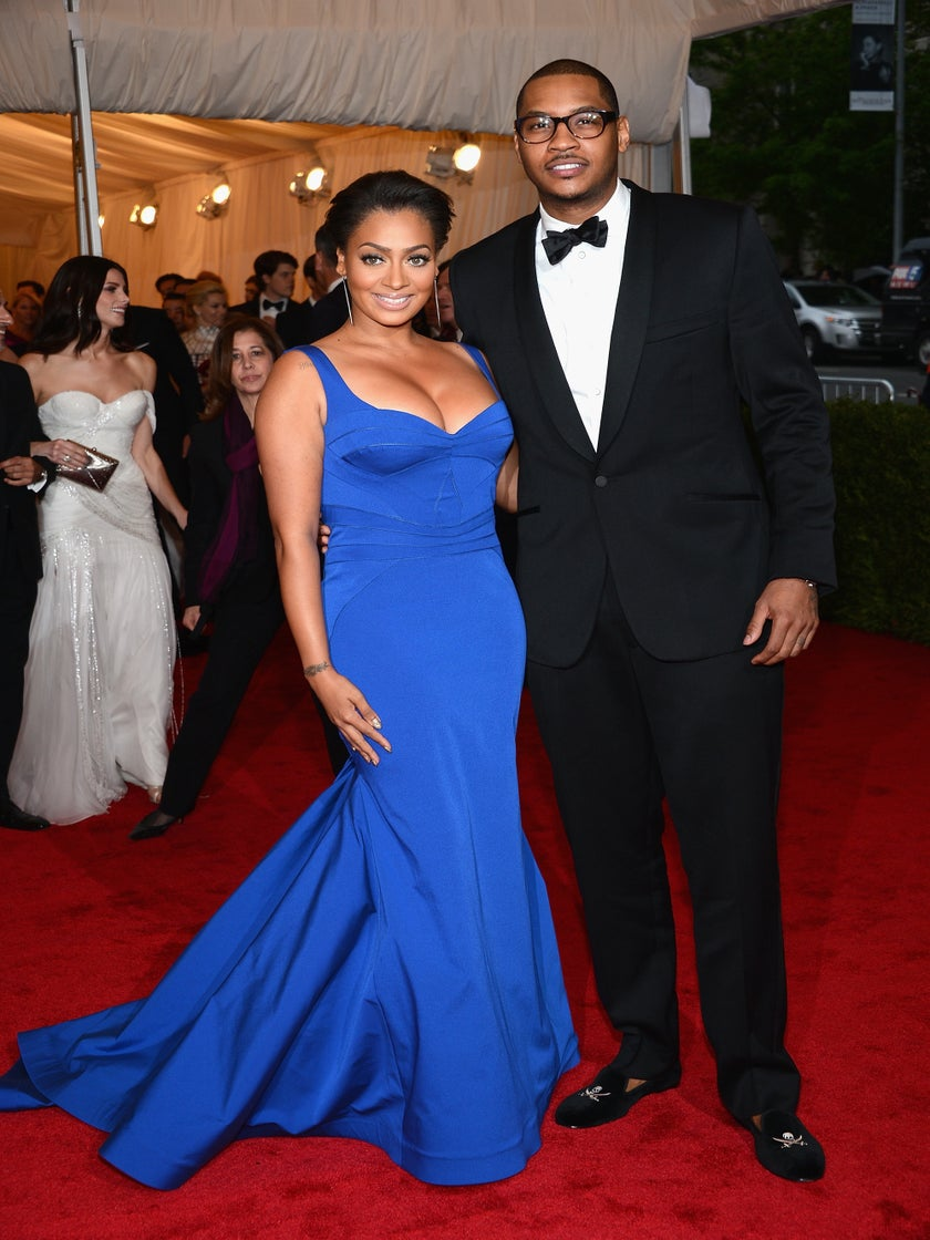 Happy 2nd Wedding Anniversary, LaLa and Carmelo