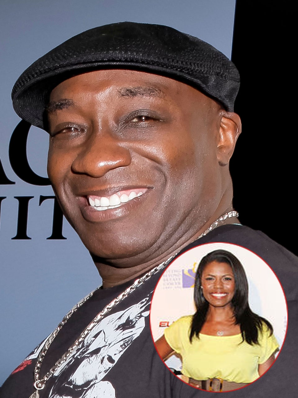 Michael Clarke Duncan Suffers Heart Attack, Girlfriend Omarosa Stallworth Saves His Life