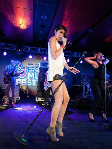 Must-See: Watch Leah LaBelle's 2012 ESSENCE Music Festival Performance