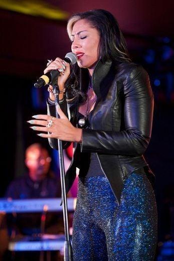 Must-See: Watch Bridget Kelly's 2012 ESSENCE Music Festival Performance
