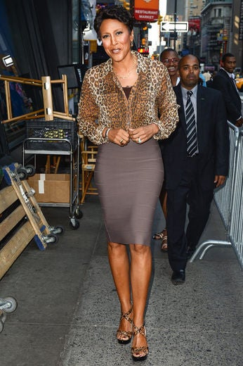 Robin Roberts: My Body Is Weak, But Not My Mind