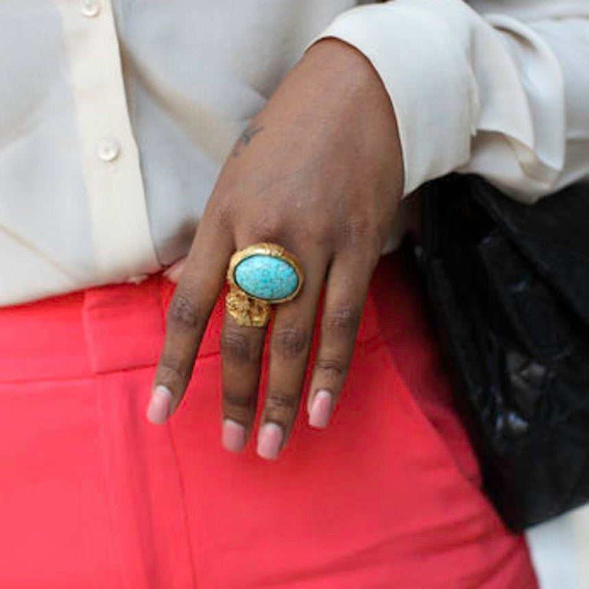 Accessories Street Style: Rings and Things