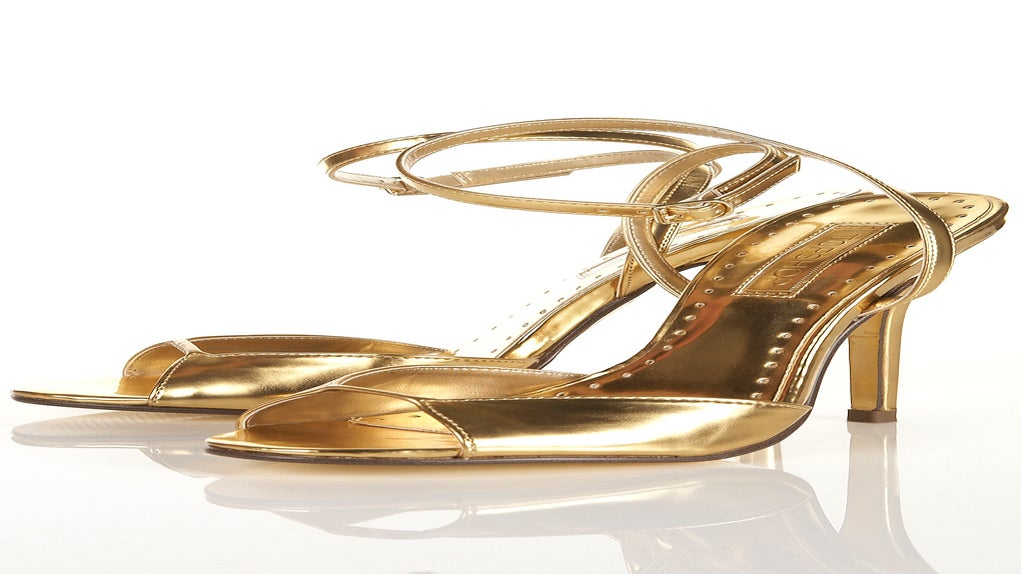 Diva on a Dime: Gold, Silver and Bronze Style Under $100