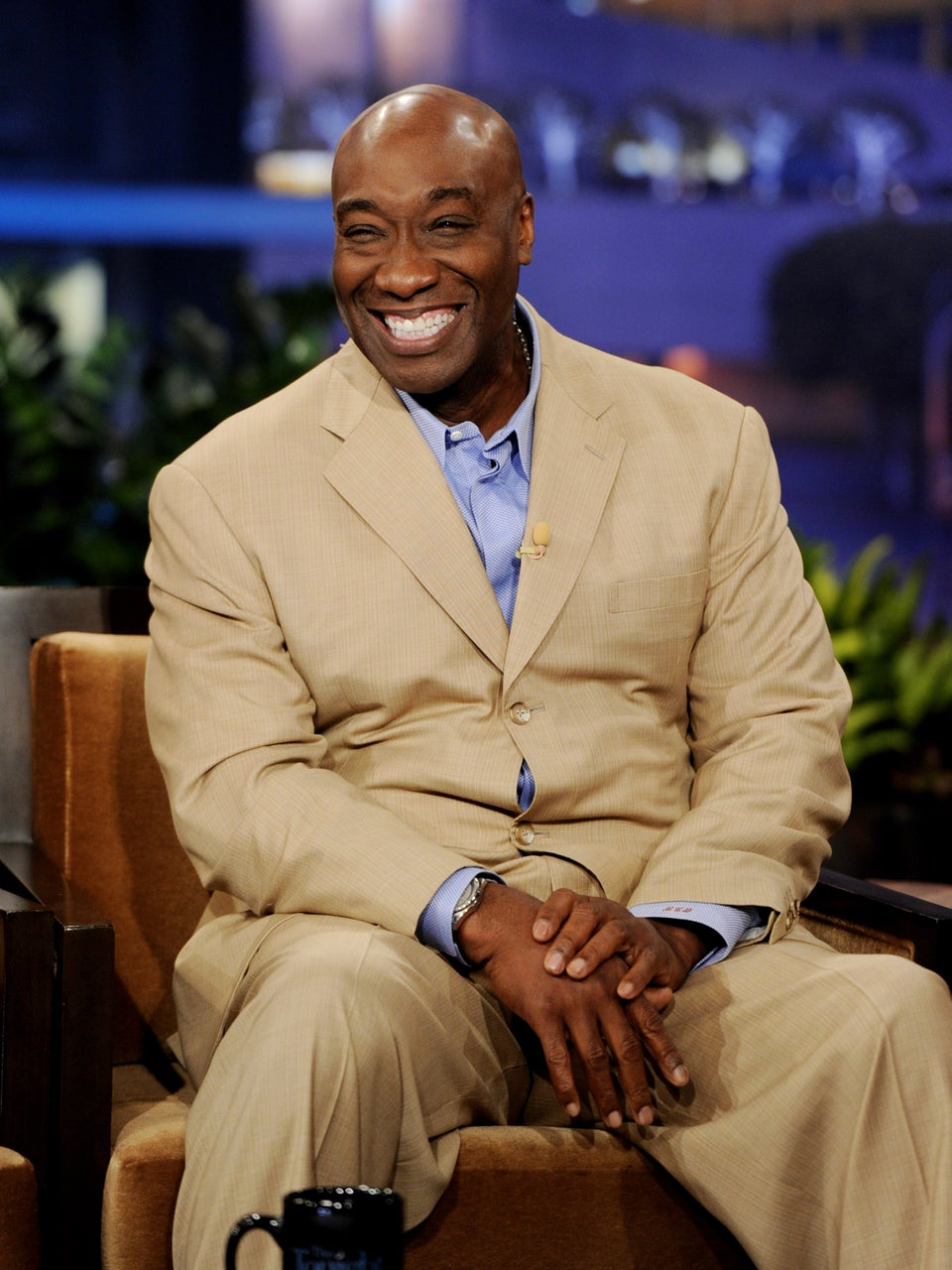 Michael Clarke Duncan Recovering from Cardiac Arrest