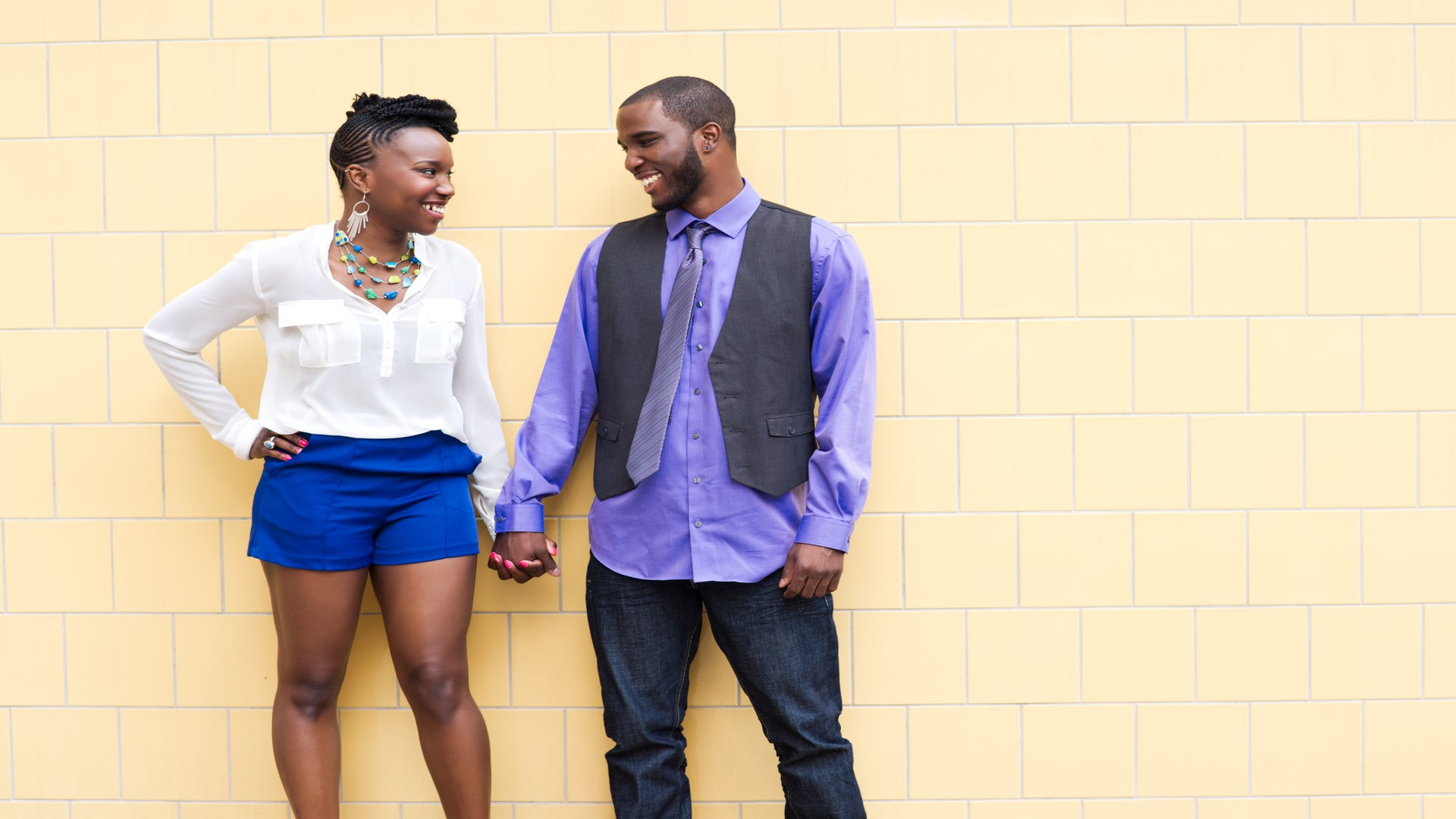 Just Engaged: Monica and Will