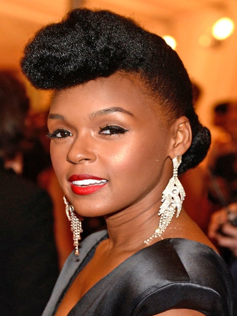 Celeb Natural Hairstyles You Can Do at Home