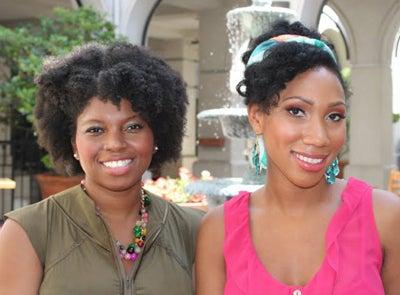 Street Style Hair: Sporty Afros