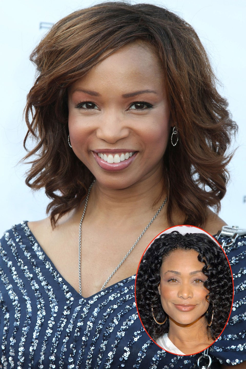 Elise Neal Dishes on New TV Show with Tami Roman