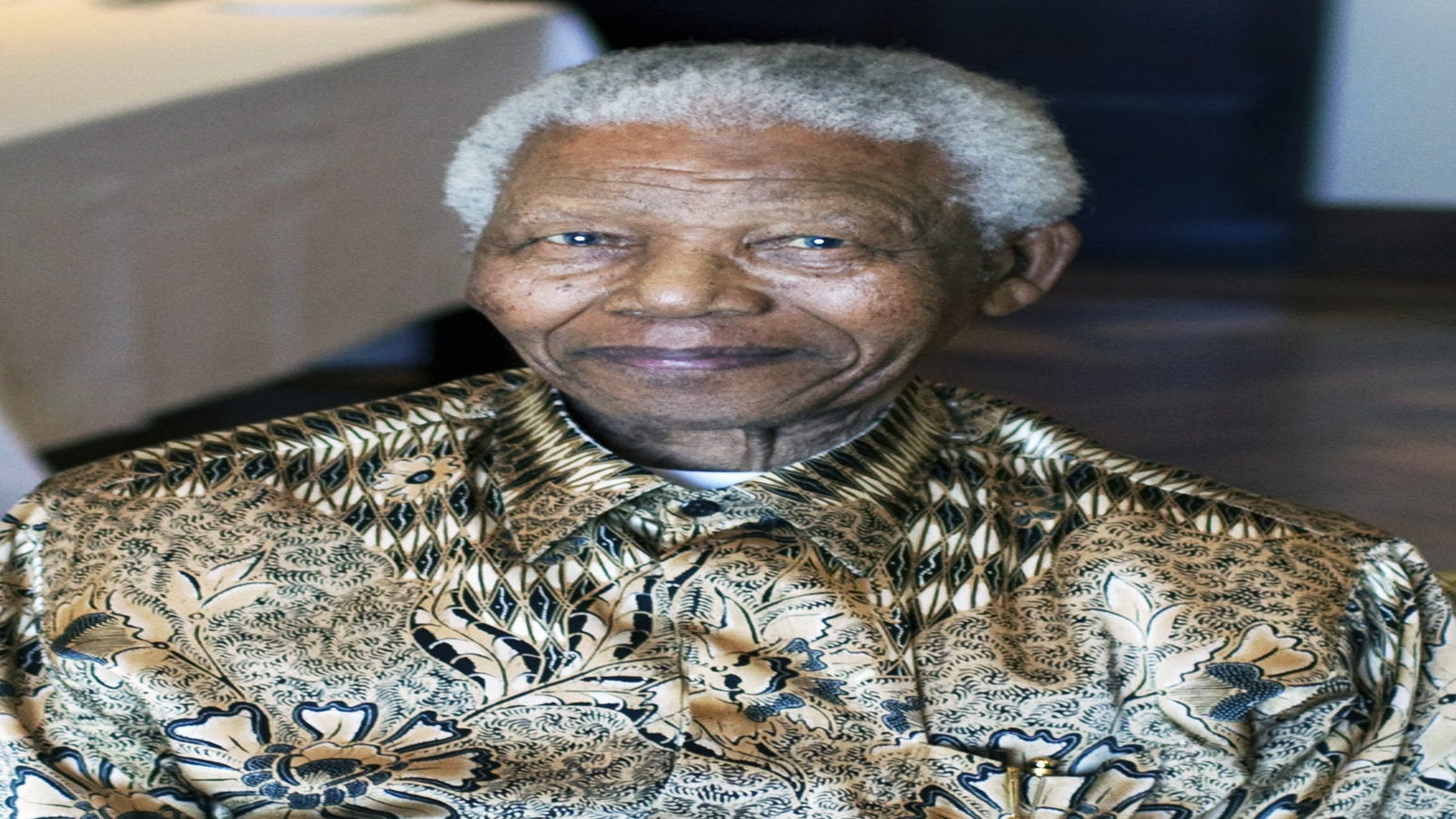 Nelson Mandela Hospitalized for Second Lung Infection