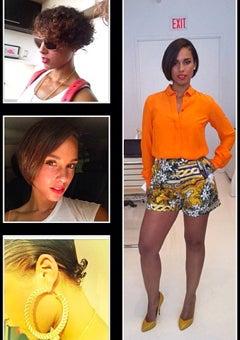 Hot Hair: Alicia Keys Debuts New Bob Haircut