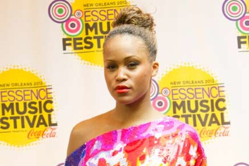 EXCLUSIVE: Eve Talks Marriage, New Music and Life In London ...