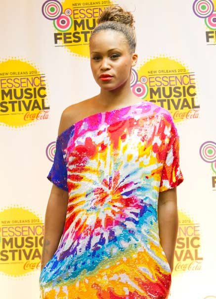 EXCLUSIVE: Eve Talks Marriage, New Music and Life In London