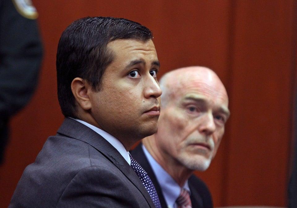 George Zimmerman's Attorneys Seek 'Stand Your Ground' Hearing