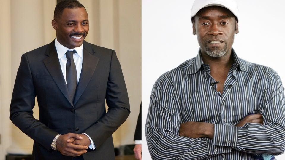 Idris Elba and Don Cheadle Land Primetime Emmy Nominations