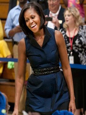 Coffee Talk: Michelle Obama Is Proud to Lead the U.S. Olympics Team
