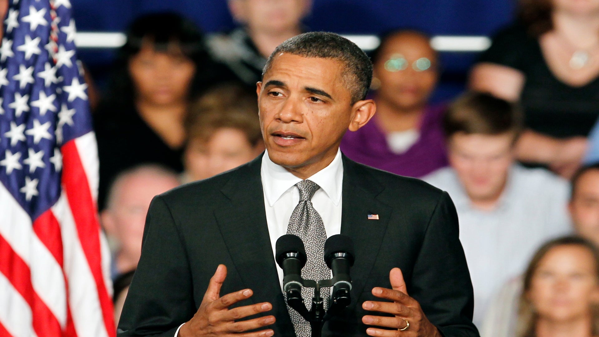 President Obama Issues Statement on 'Dark Knight Rises' Massacre