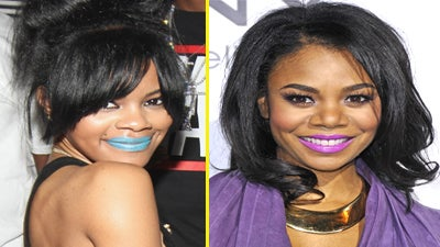 Go There: Teyana Taylor, Regina Hall Wear Daring Lip Shades