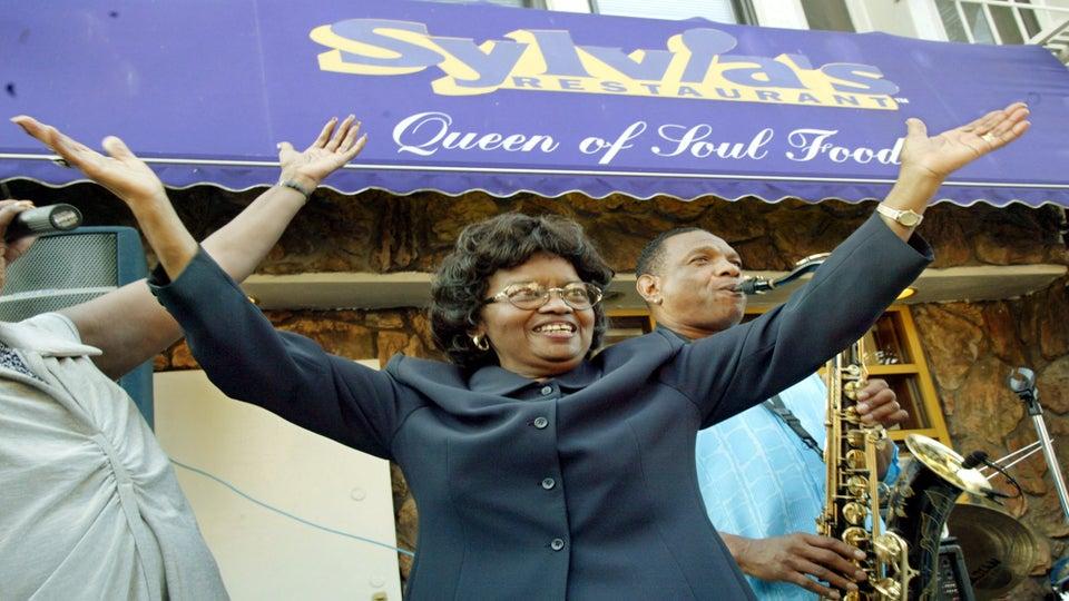 Queen of Soul Food Sylvia Woods Dies at 86