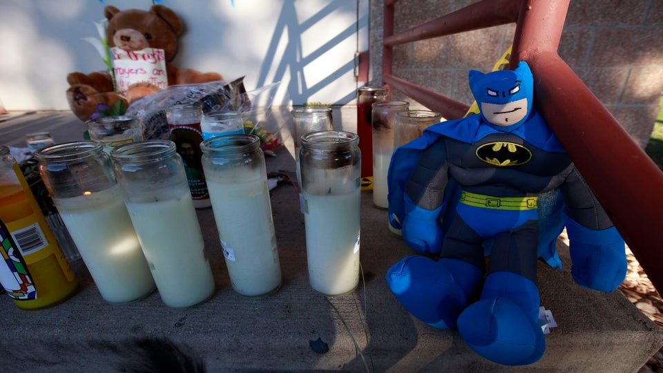 It Isn't About Guns, It's About Us: Reflections on the Colorado 'Dark Knight' Shootings