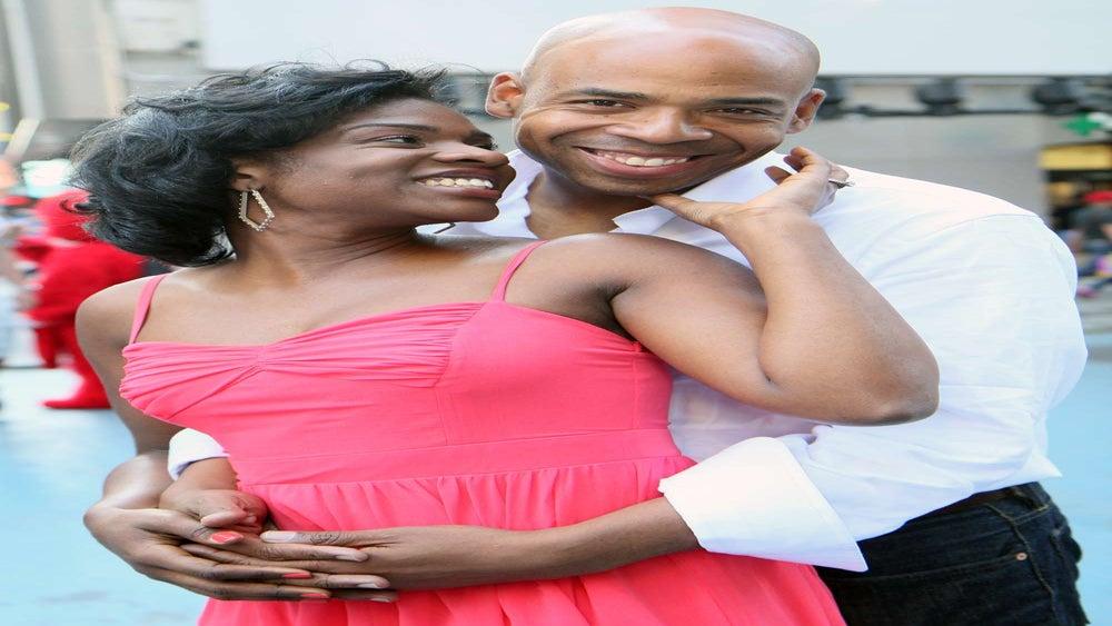 Just Engaged: Edwina and Kelvin