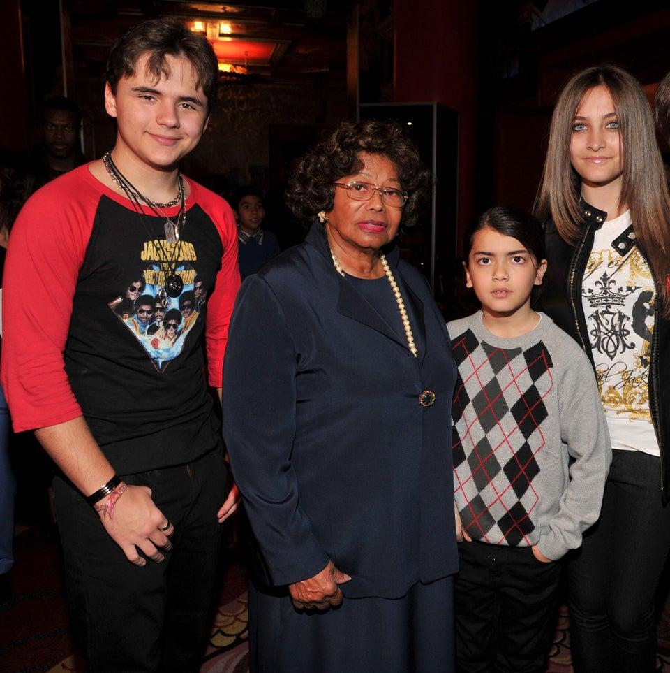 Katherine Regains Guardianship of Michael Jackson's Kids
