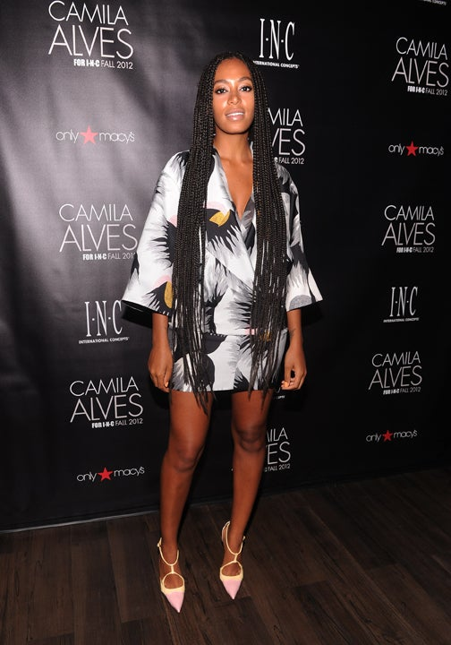 Diva on a Dime: Solange's Style for Less