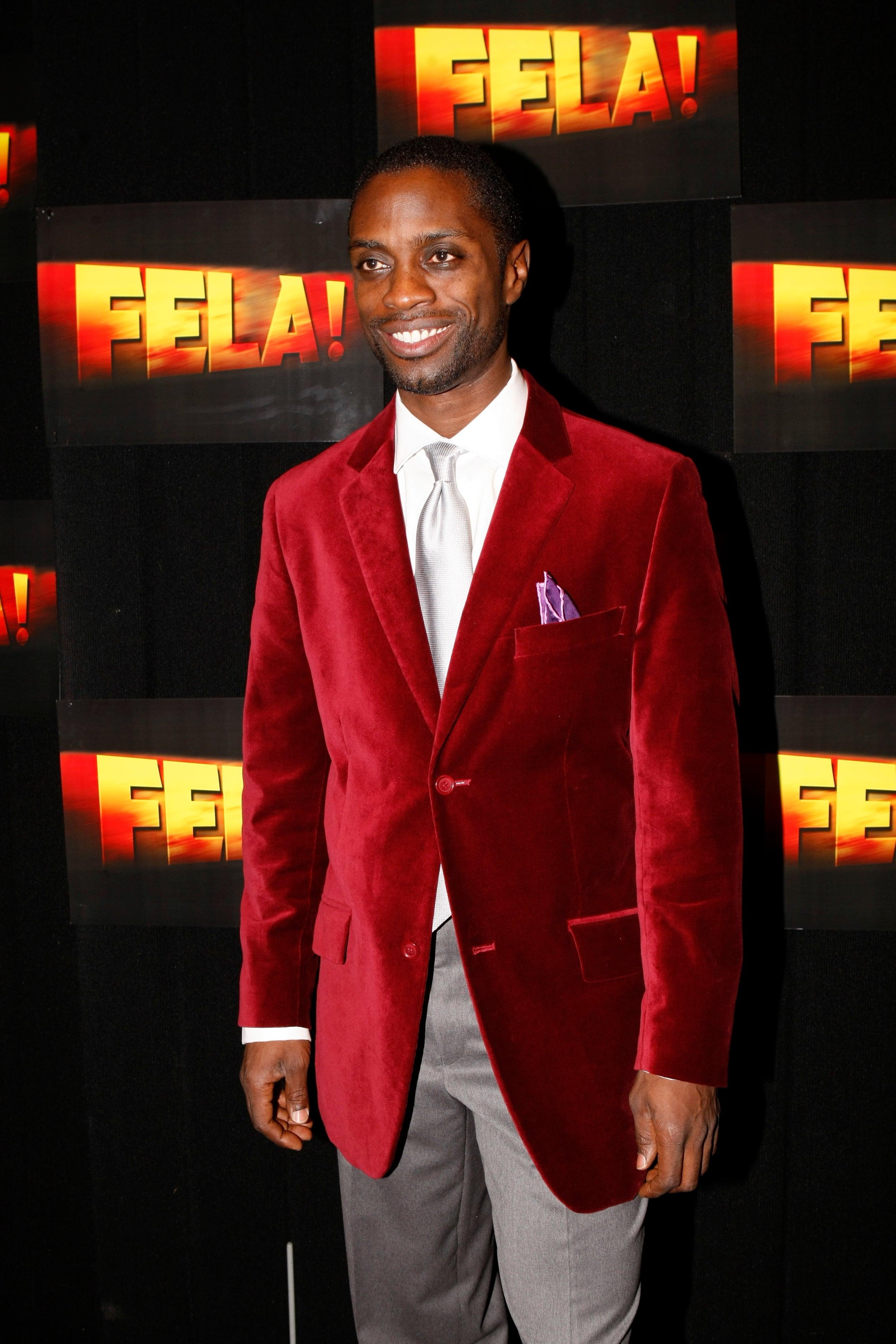 New and Next: Meet Broadway and 'Fela!' Star, Adesola Osakalumi