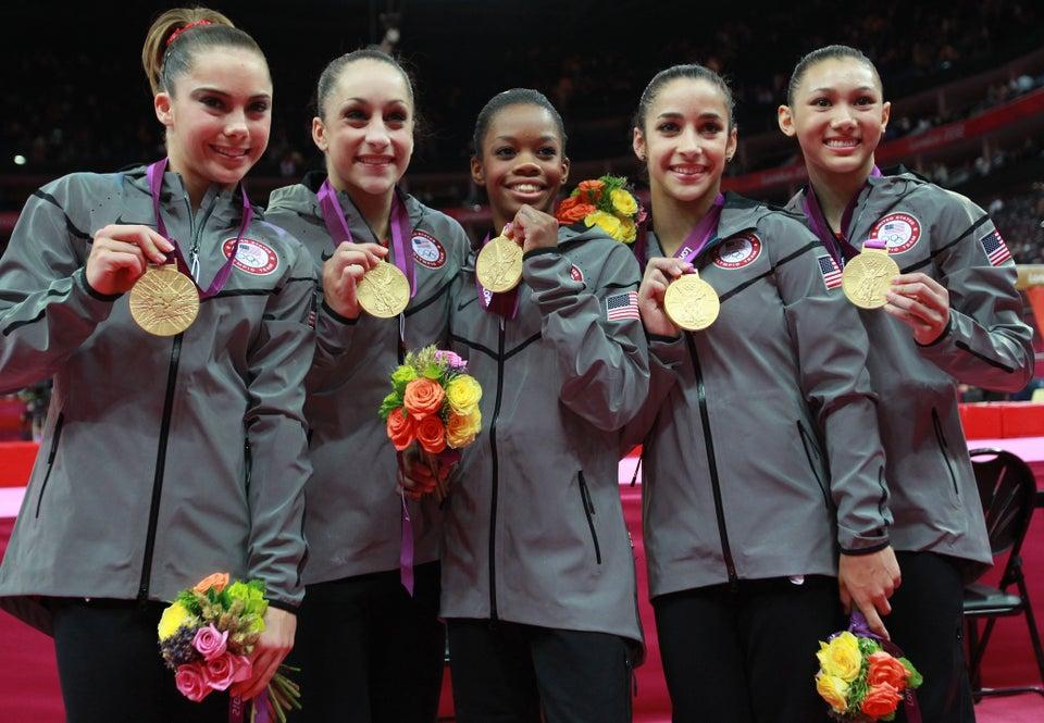 Spoiler Alert: How Did Gabby Douglas Do in the Gymnastics Team Final?