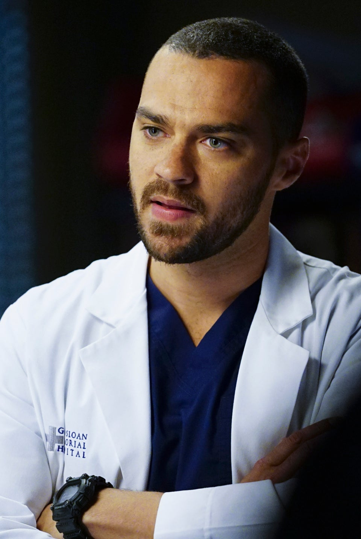 Jesse Williams of 'Grey's Anatomy' Gets Married