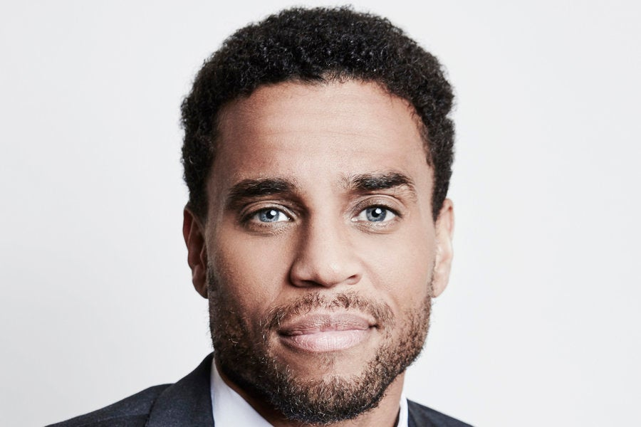 Michael Ealy Shares Photo Of His Wife For #NoMuslimBan - Essence