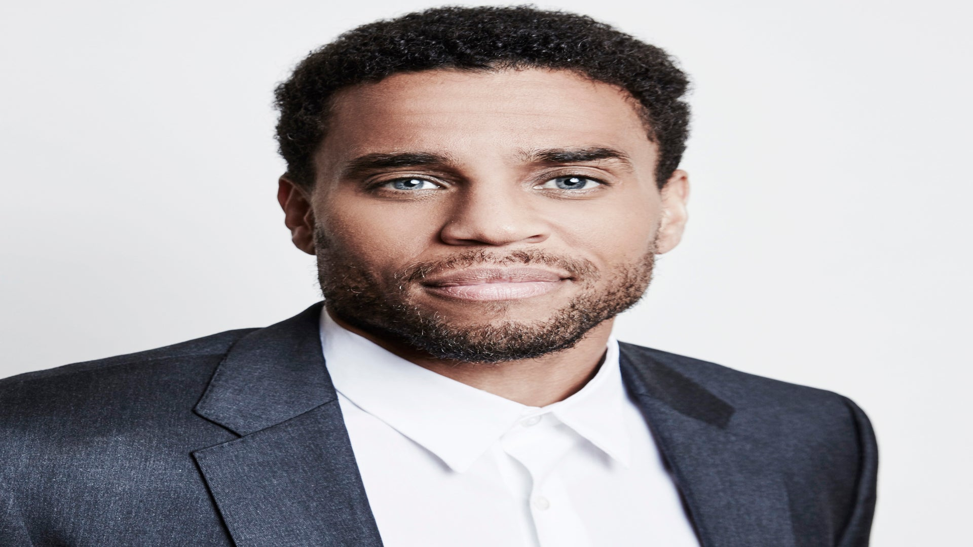 Michael Ealy Shares Photo Of His Wife For #NoMuslimBan