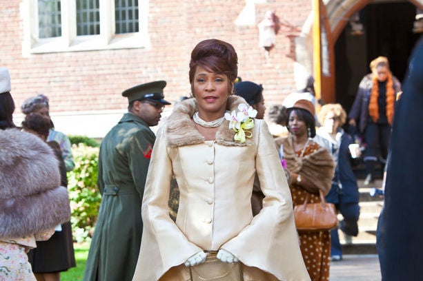 For the Love of Whitney: Gearing Up for 'Sparkle'