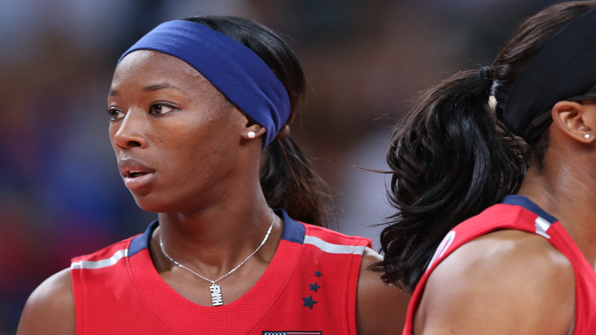 Volleyball Olympian Destinee Hooker is Proud of Her Name