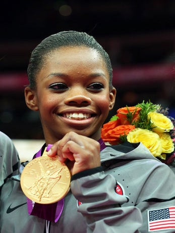 Going for the Gold: Gabby Douglas' Olympic Journey
