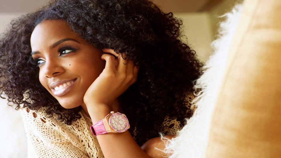 Exclusive First Look: TW Steel Kelly Rowland Special Edition Collection