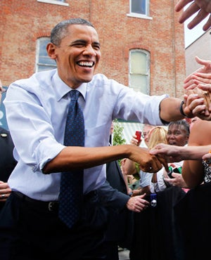 President Obama: 'I'm Not The President of Black America'