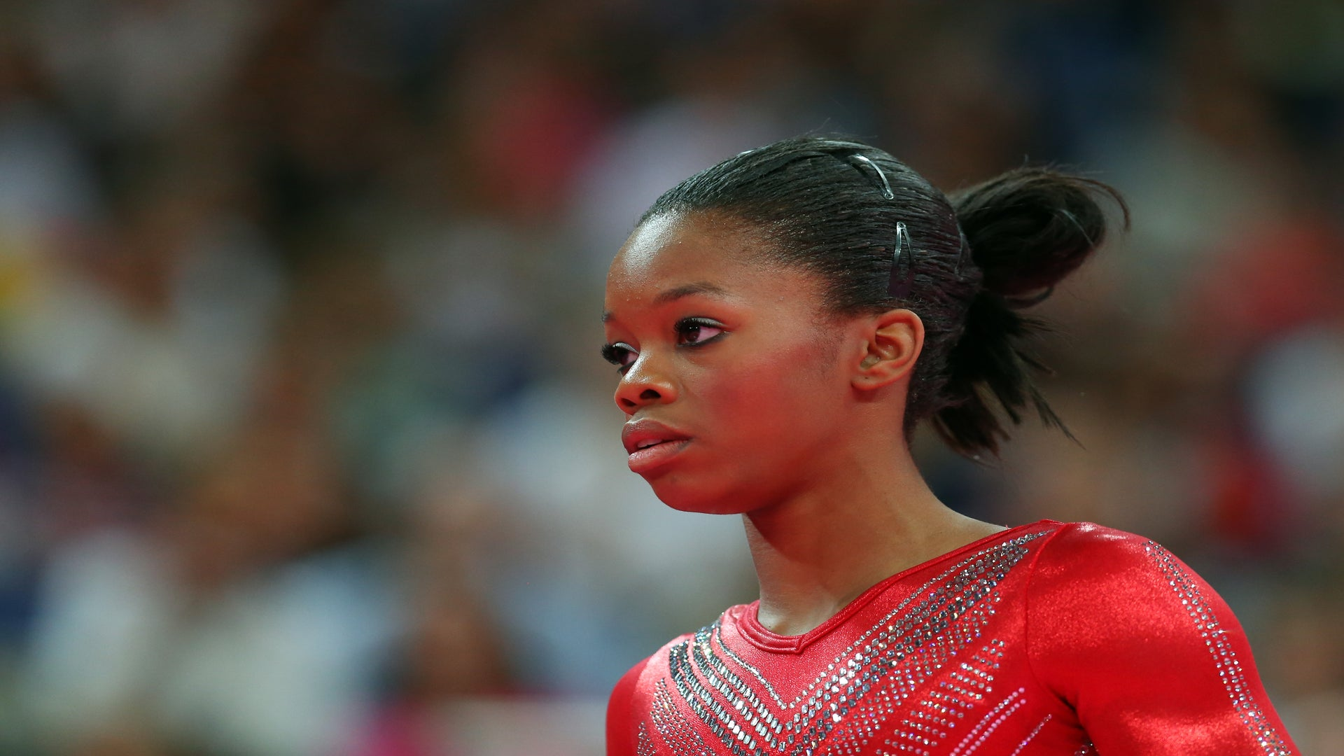 Real Talk: Leave Gabby Douglas' Hair Alone!