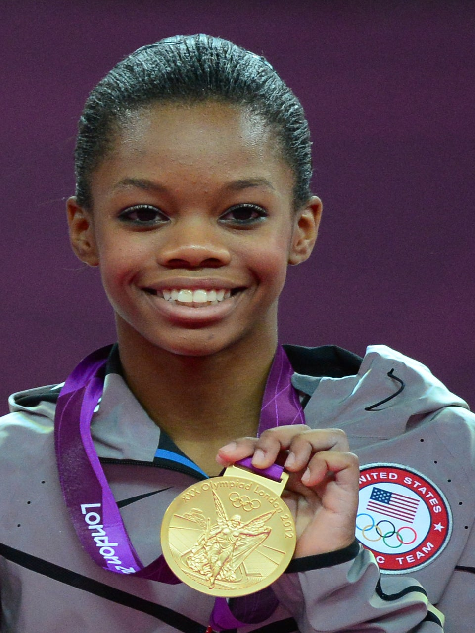 Spoiler Alert: Gabby Douglas Wins Gold in the Gymnastics All-Around Final