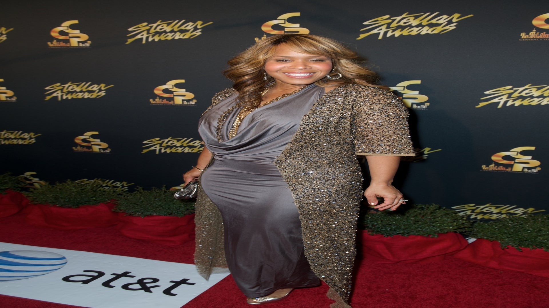 EXCLUSIVE: Mary Mary's Tina Campbell Welcomes Son Santana Campbell