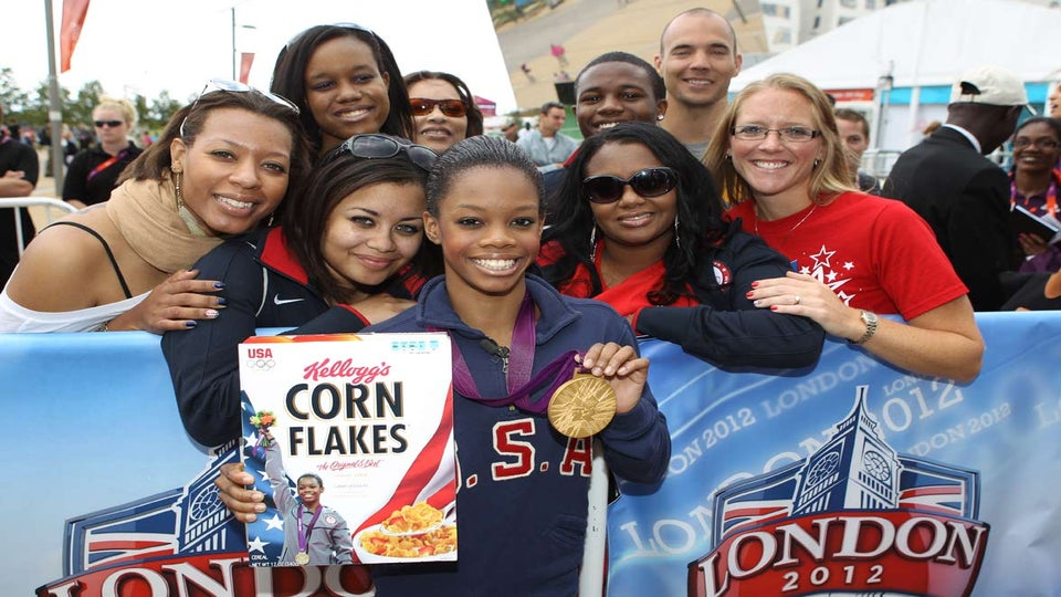 Gabby Douglas Stands to Earn Millions In Endorsements