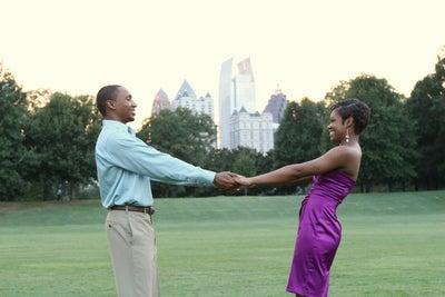 Just Engaged: ESSENCE Storybook Wedding Winners Kyla and Aaron