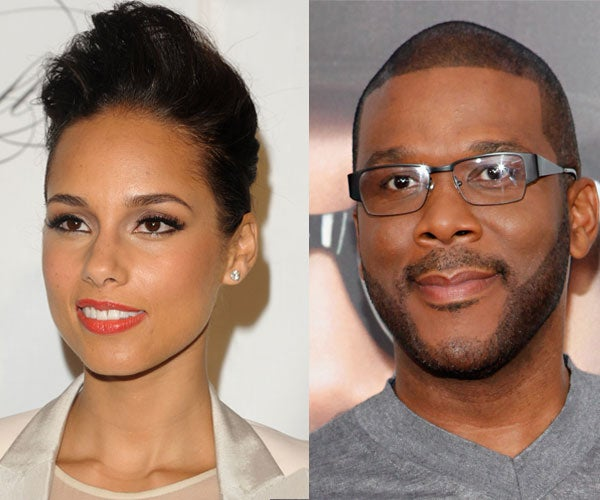 Alicia Keys and Tyler Perry To Mentor on 'America's Next Top Model'