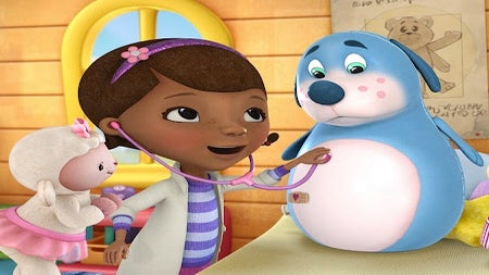 Awww! Michelle Obama to Star in Upcoming Episode of 'Doc McStuffins'