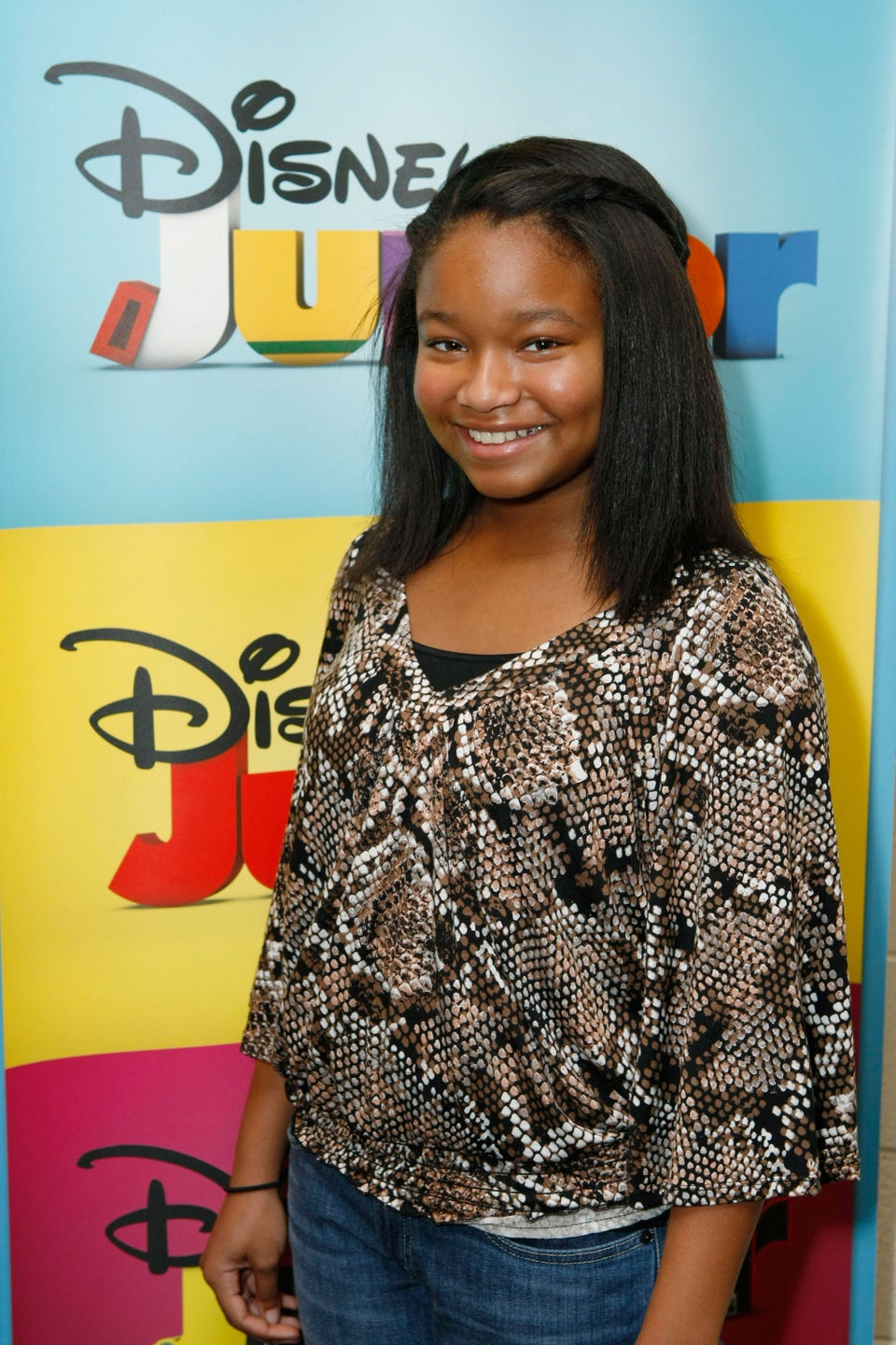 New and Next: Meet Kiara Muhammad, The Voice of Disney's Newest Animated Character, 'Doc McStuffins'