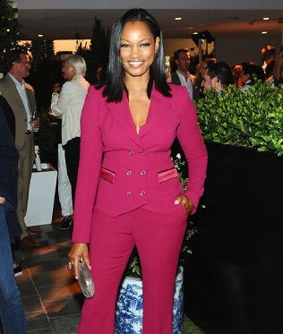 Garcelle Beauvais and Jamie Foxx Team Up for New Movie