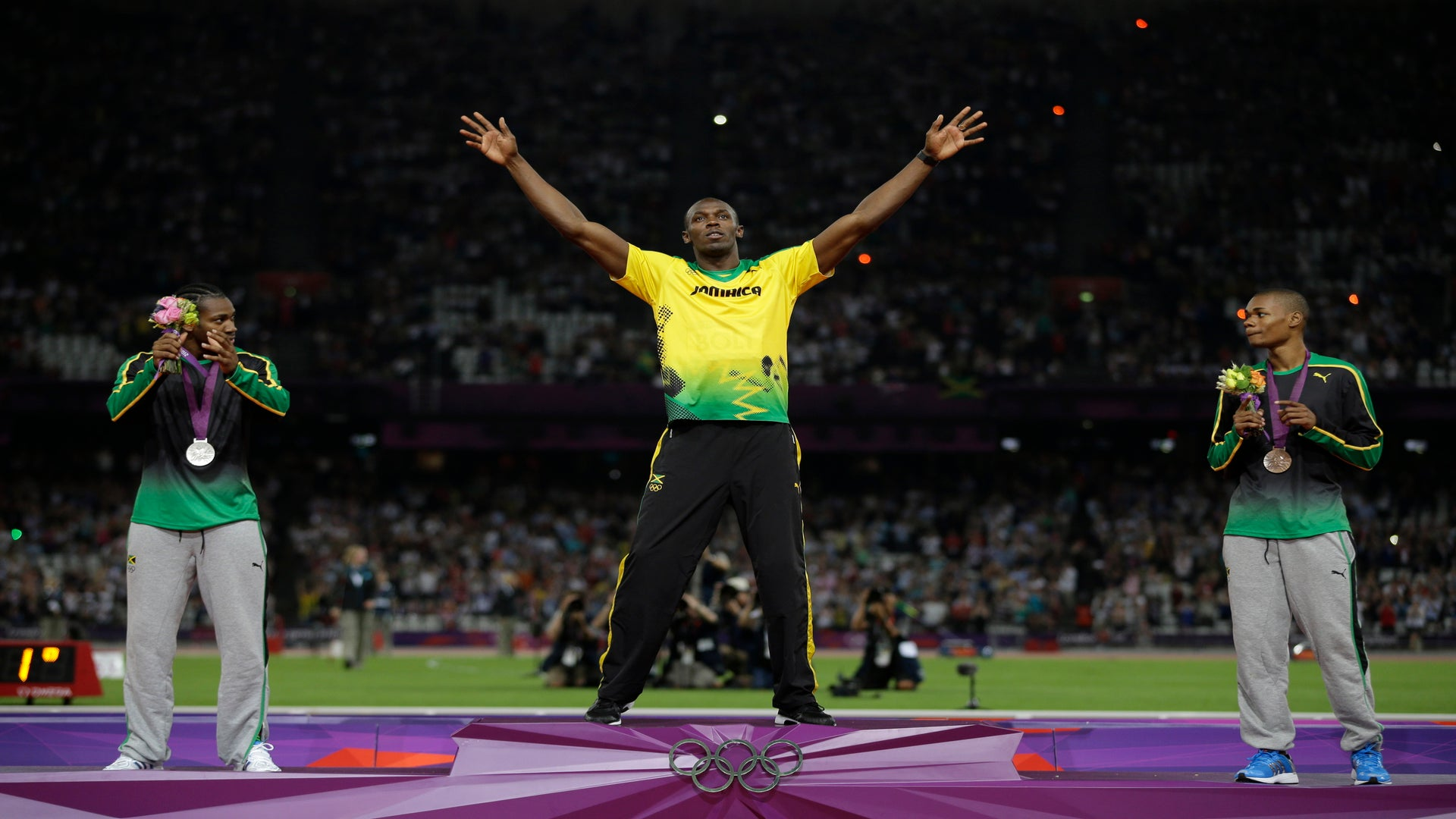 Coffee Talk: Usain Bolt Wins Fifth Gold Medal, Sprints into Olympic History