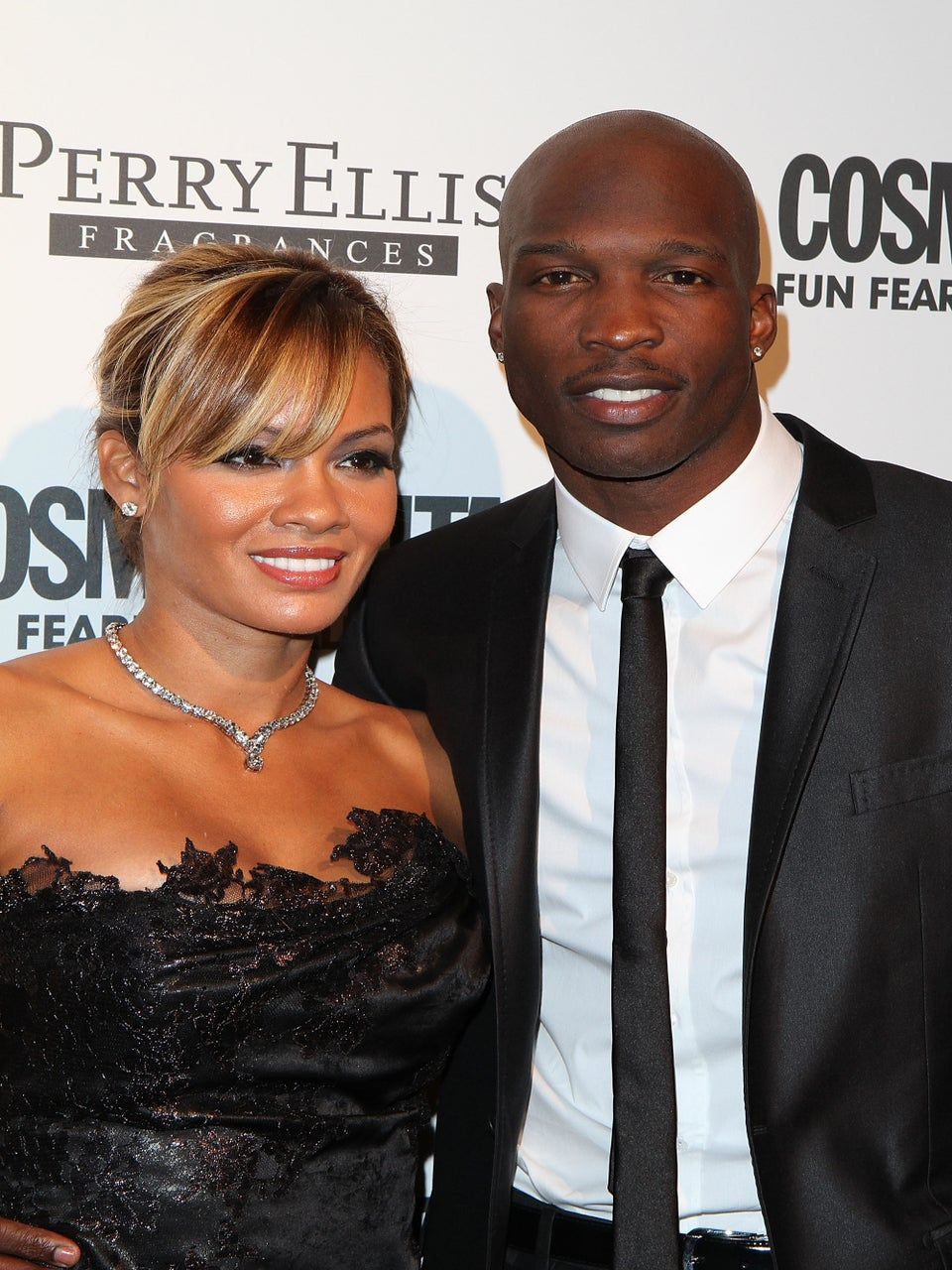 Chad Johnson Arrested for Domestic Violence, Reportedly Head-butts Evelyn Lozada