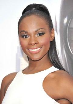Celeb Beauty: Tika Sumpter's Makeup Evolution